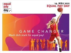 Game Changer - Equal Pay Day