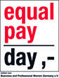 Equal Pay Day -Logo
